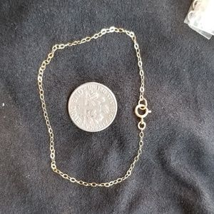 Dainty Gold Filled Bracelet/ Anklet